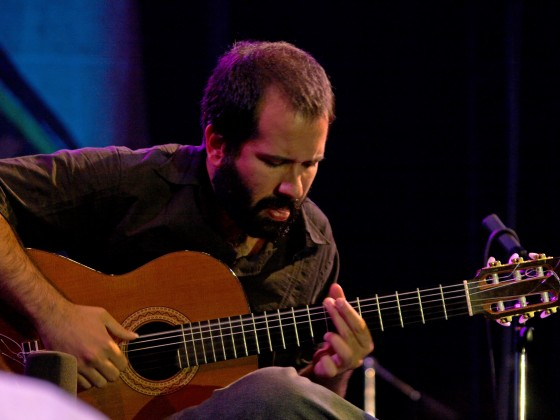 2012 m. Daniels Marques (Brazilija), Baltijos gitarų kvartetas